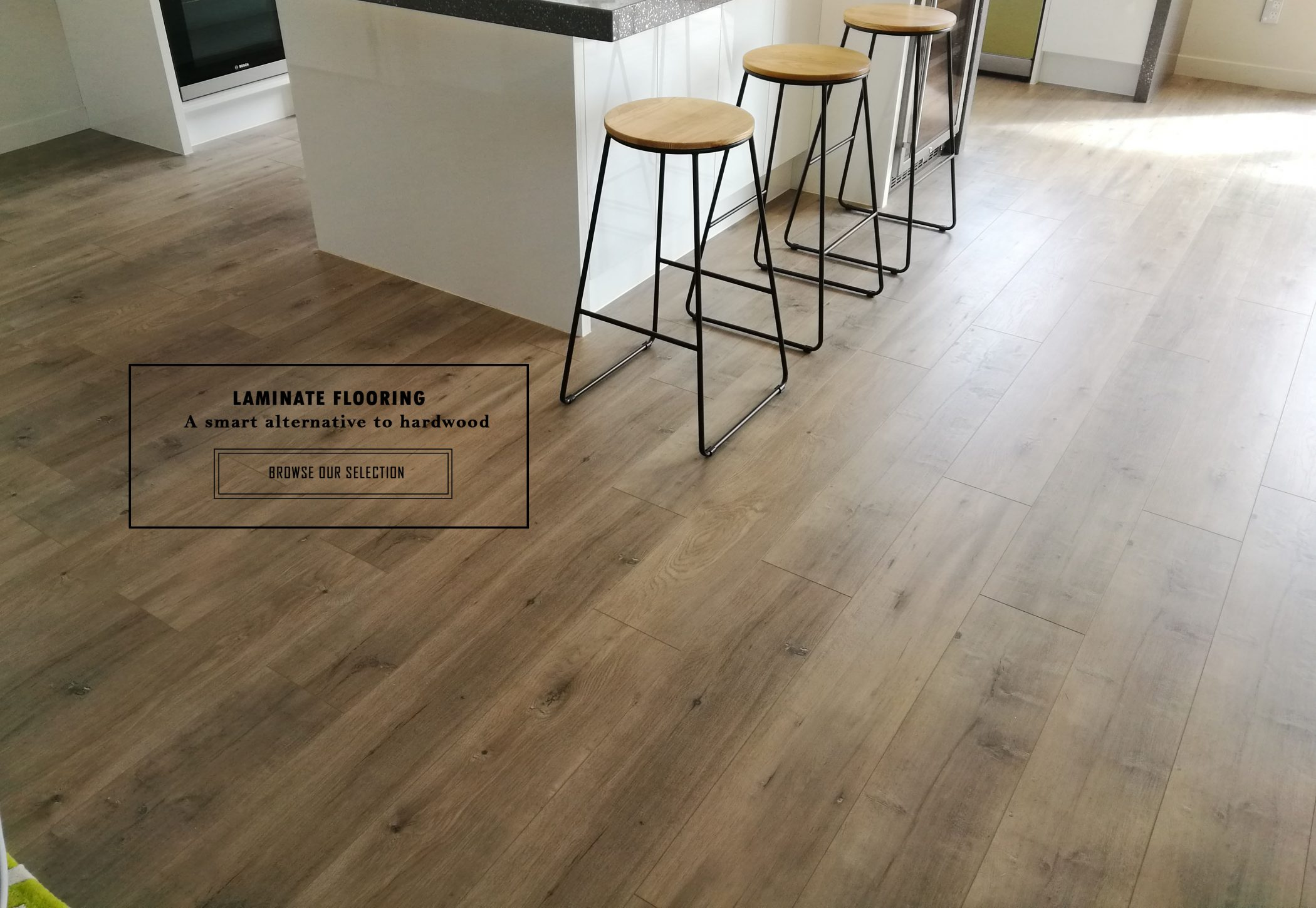 A smart alternative to hardwood